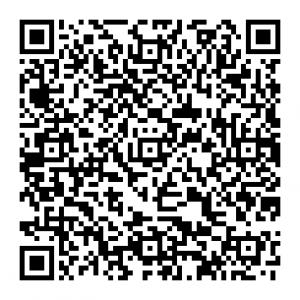 Datos de contacto de Efialtes en código QR